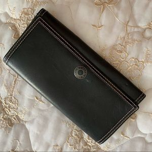 Trifold Coach Wallet